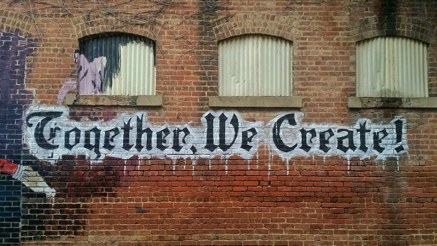 Together We Create featured image